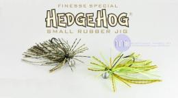 HEDGE HOG SMALL RUBBER JIG 2.5g